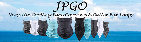 cooling face cover