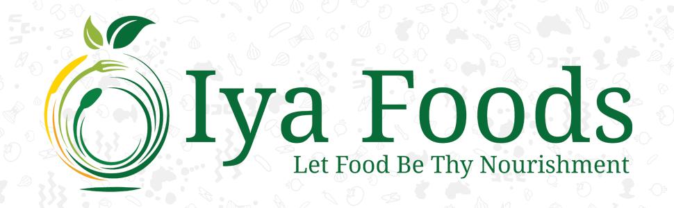 iya foods logo