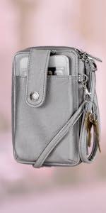 crossbody wallets for women wallet purse rfid crossbody small travel purse rfid ladies on a string