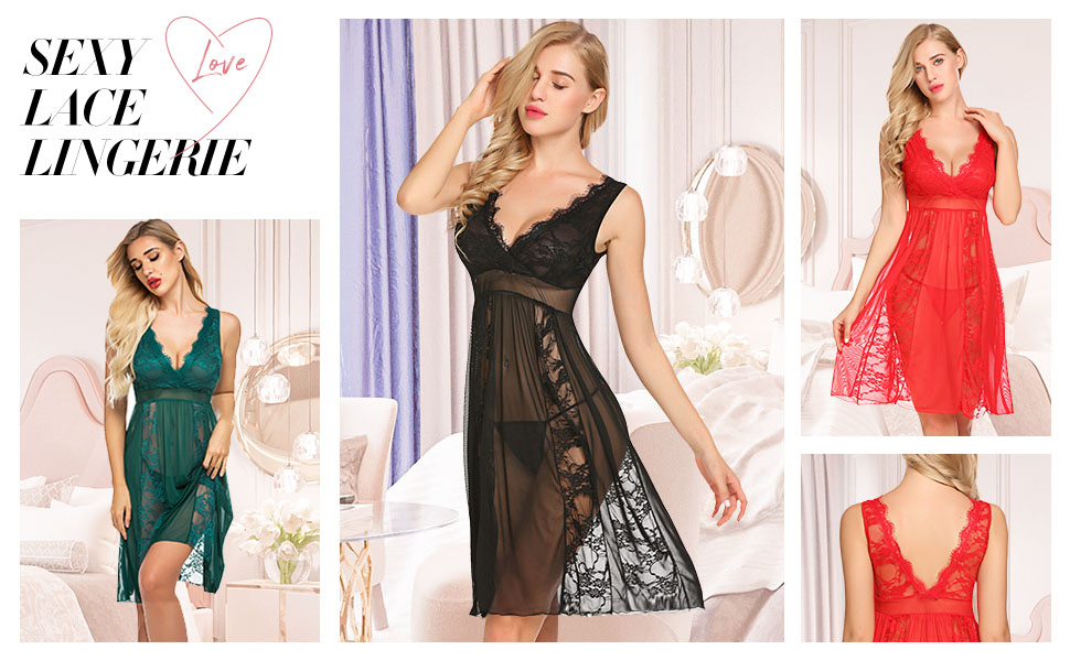 lingerie nightgowns
