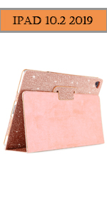 ipad 10.2 case rose gold