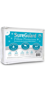 queen size pillow protector