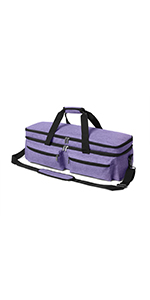 double layers bag