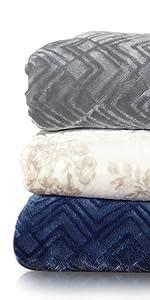 Berber Sherpa Blanket
