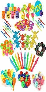 20 Bulk Assorted Party Toy Supply