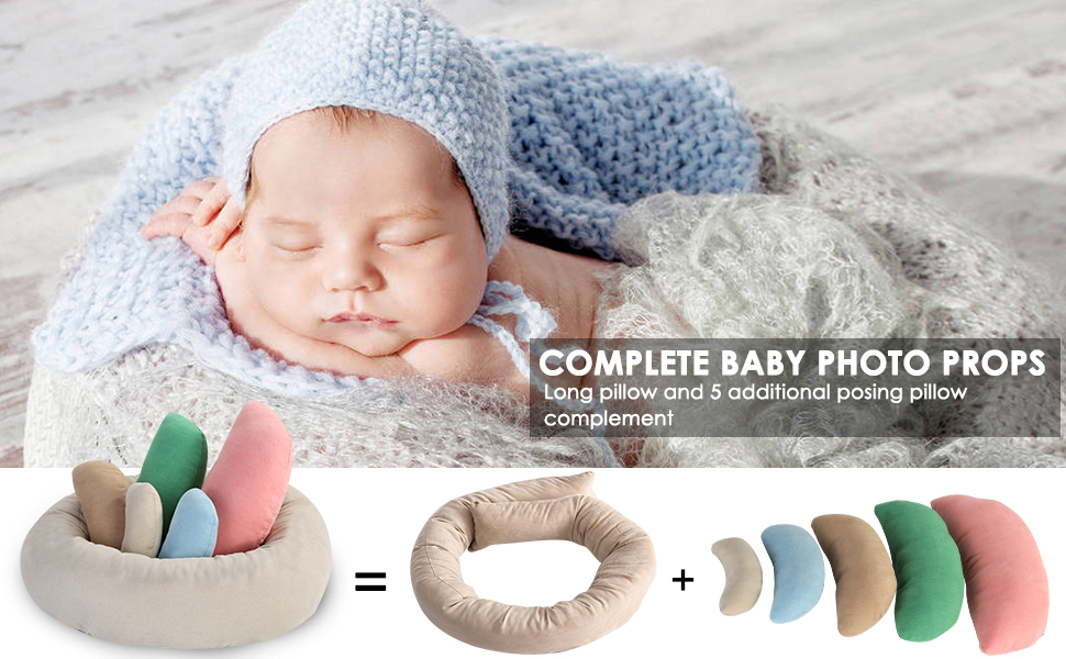 Infant Posing Props