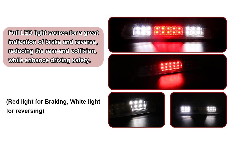 ford 3rd brake light