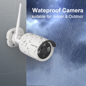 Outdoor Wireless Security Cameras System
