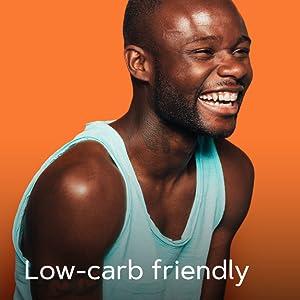 low-carb friendly