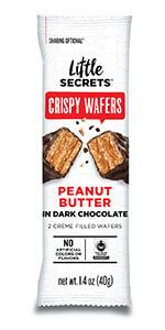 peanut butter wafers