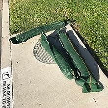 tube sandbags