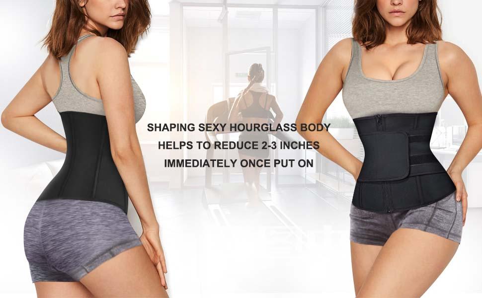 women waist trainer for weight loss