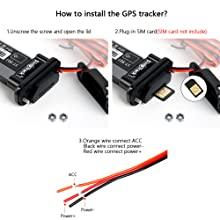 vehicle car gps tracker