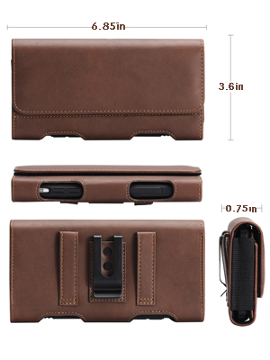 holster size