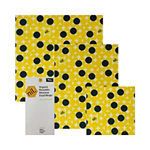 Beeswax food wraps by NIL