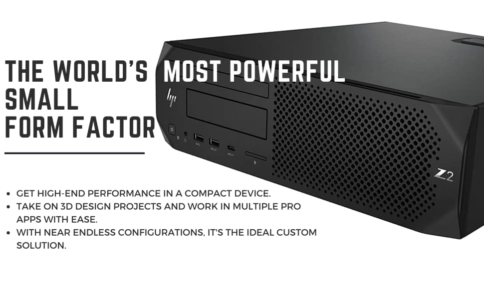 Small Form Factor Computer