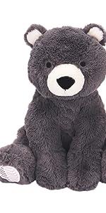 Woodland Forest Plush Bear