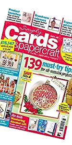 Simply Cards & Papercraft Magazine Collection
