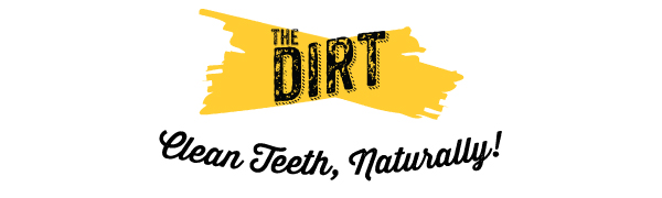 the dirt toothpowder natural oral care products