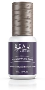 Beau Lashes Professional Eyelash Extension Glue Adhesive Advanced Care Pro+