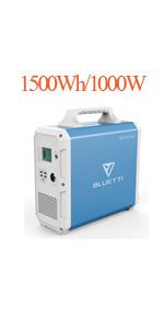 1000w solar power station