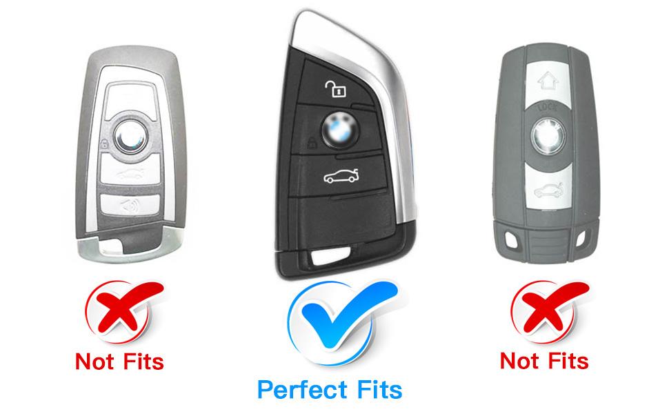 BMW car key chain