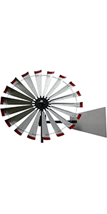 scott windmills 60 inch head