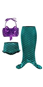 B07Q1YY5TF mermaid costume dress up clothes set