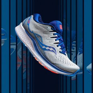 saucony ride iso 2 running shoe
