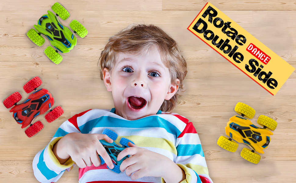 Friction Powered Toy Cars for Kids Pull Back Cars