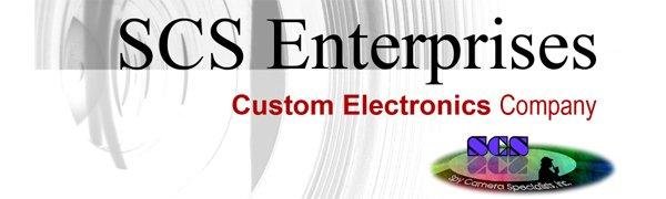 SCS Enterprises company logo