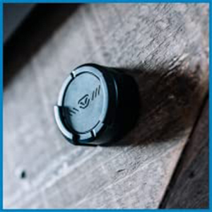 Quick access Smart Key Nano also known as the panic button.