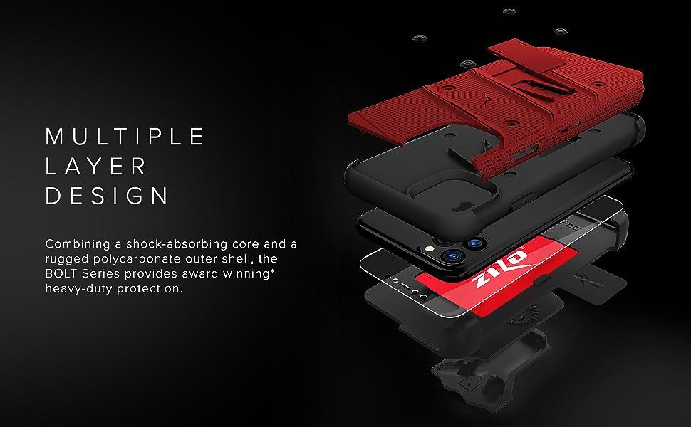 Multiple Layer Design
