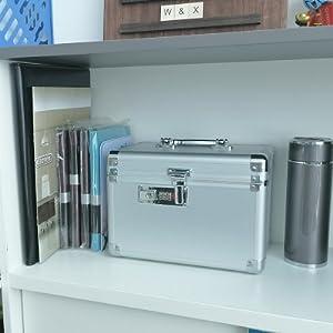 tool box, locked safe box