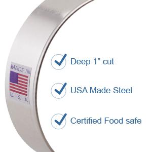USA Made Steel