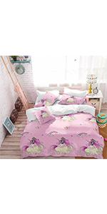 Girls Bed Set