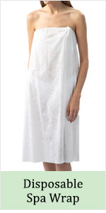 disposable spa salon body facial wrap around towel velcro skin care clinic tattoo underwear apparel