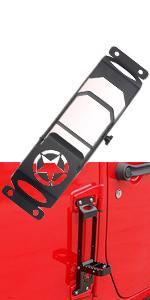 Jeep Doorstep Folding Ladder