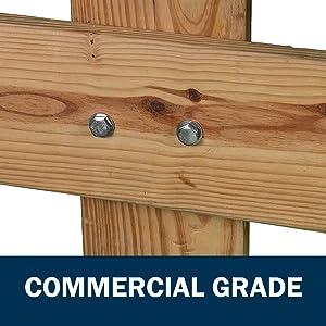 commercial grade bolts