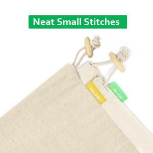 Neat Small Stitches