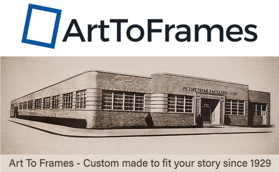 ArtToFrames Logo