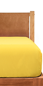 Microfiber Fitted Sheet