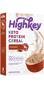 keto cereal, protein cereal, keto protein breakfast, low carb cereal, low carb breakfast, keto food