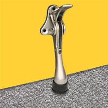 door stopper baby proof, magnetic clip on door draft stopper, big foot door stopper