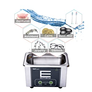 Jewely ultrasonic cleaner