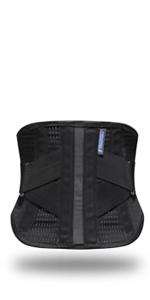 Lumbar Support Belt Black