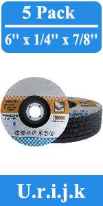 Disc Center Grind Wheel