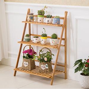 indoor plant stand