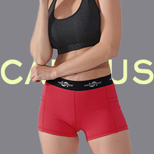 perfect fit,lines design,Flat elastic waistband Offers a smooth fit that stays in place.