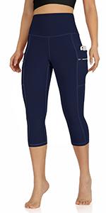 Dual Pockets Yoga Leggings